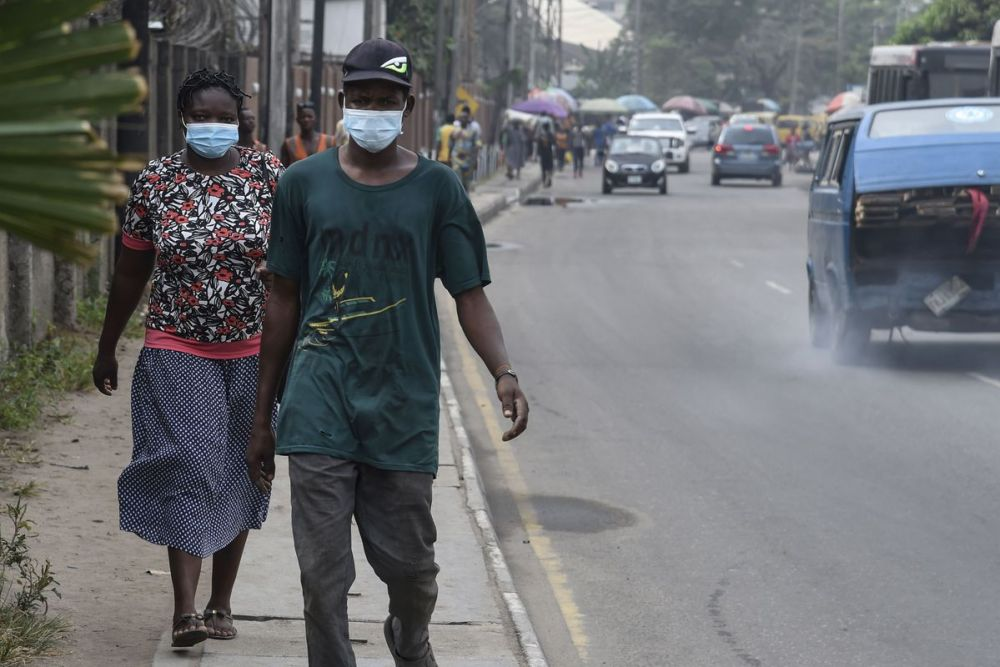 Africa Records 1100 Coronavirus Cases, 42 Countries Affected Lagos Four New Cases of Coronavirus Increases Nigeria's Victims to 12