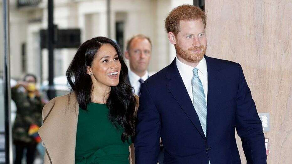Meghan  and Harry Will Pay For Their Security in the US - Trump