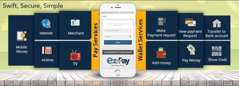 ezipay wallet amit gaur artificial intelligence technologies limited africa west ghan