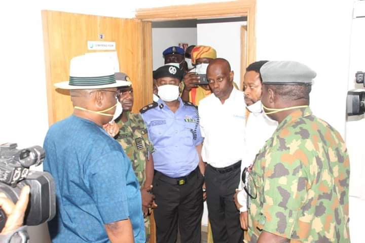 Covid-19: Wike Announces Relaxation of Lockdown for Two Days