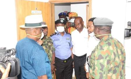 wike relaxation of lockdown rivers stateThe Caverton pilots had undertaken a trip to Port Harcourt to drop oil workers said to be on essential duty when the state government arrested them for flouting a lockdown order put in place to check the spread of the coronavirus (Covid-19). Their arrest and detention caused a rift between the state and federal governments, with Minister of Aviation Hadi Sirika insisting the Governor Nyesom Wike government acted illegally because the workers had been authorised by the federal government. caverton pilots relaxes rivers
