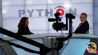 Christian Python - Python Sécurité - Sécurité Civile