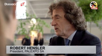GemGenève - Palexpo - Genève - Robert Hensler - Etat de Genève