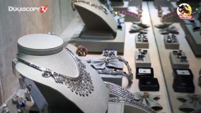 GemGenève Salon International de la haute joaillerie et des pierres précieuses - Palexpo