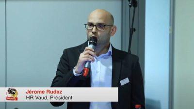 HR Vaud - Les seniors ca vaut de l'or - Jérome Rudaz