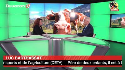 Luc Barthassat - Etat de Genève - Environnement, Transport et Agriculture