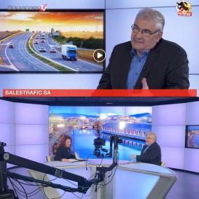 Michel Balestra - innovation Transport - Balestrafic