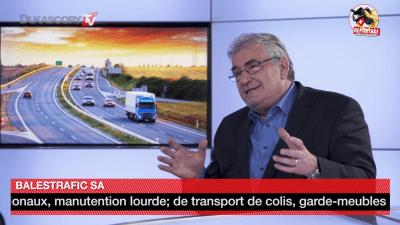 Michel Balestra - innovation Transport Economie - Balestrafic