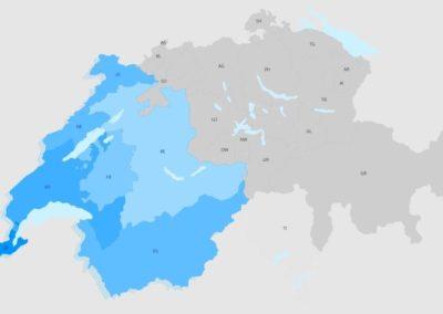 Etats, Villes et Administrations