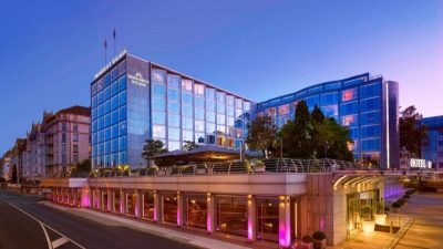hotel président wilson geneve
