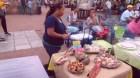 Puesto de Las Delicias del Abuelo Ricardo en Vive la Asunción