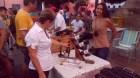 Puesto de vino y licor artesanal Palma Real en Vive la Asunción