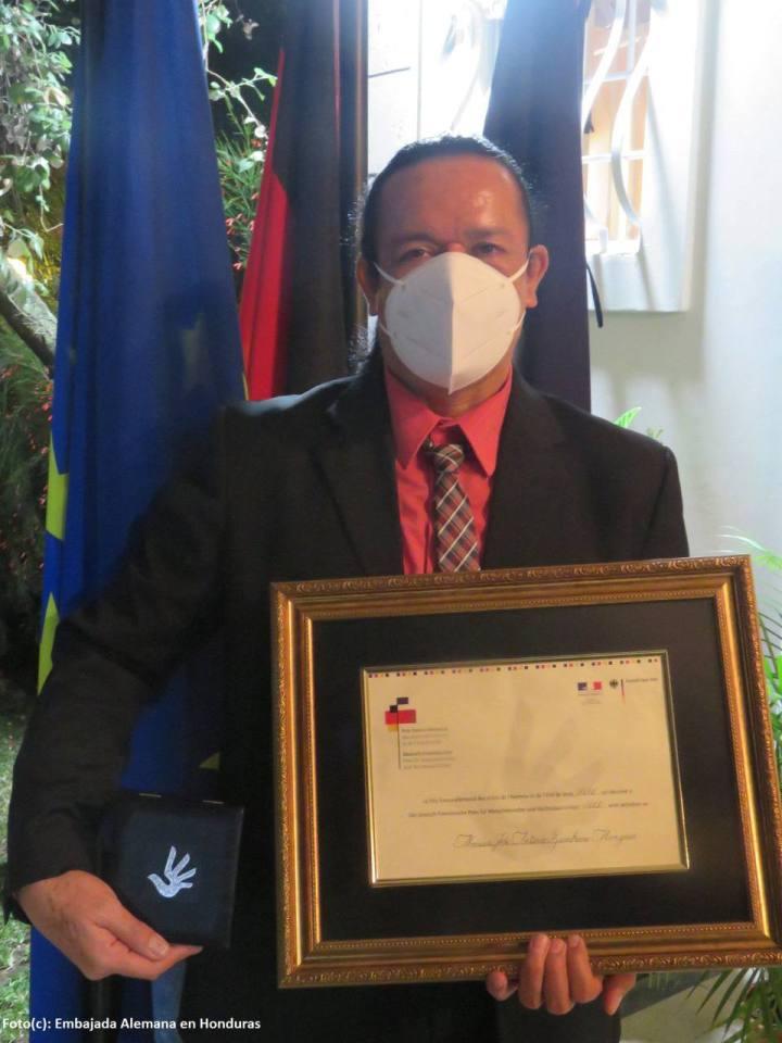 Fotografía: Embajada Alemana en Honduras
