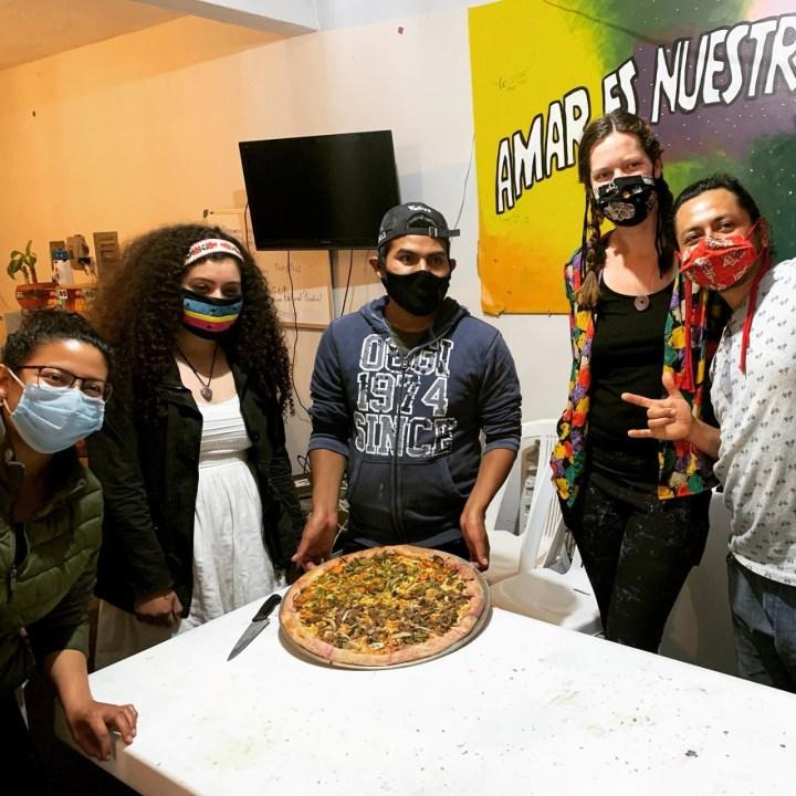Imagen del refugio LGBTIQ+ Casa Frida en Ciudad de México. Foto: Casa Frida