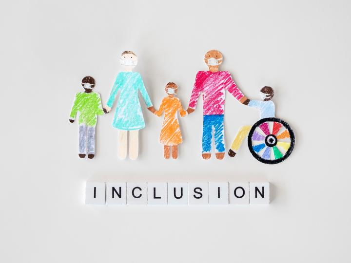 Ahora más que nunca el lenguaje inclusivo es tan necesario incluirlo en el uso diario. Imagen: Reportar sin Miedo.
