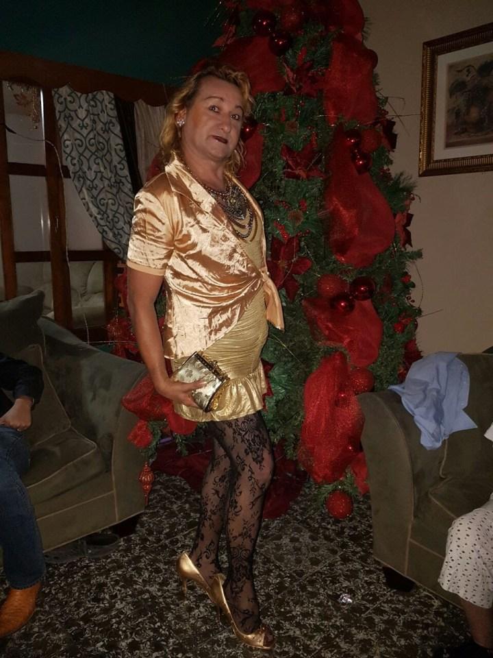 Rebeca Lara, mujer trans de 59 años. Foto: Reportar Sin Miedo