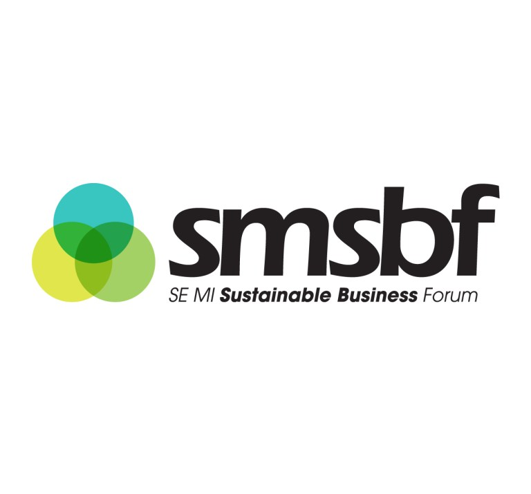 Southeast Michigan Sustainable Business Forum (SMSBF) Branding
