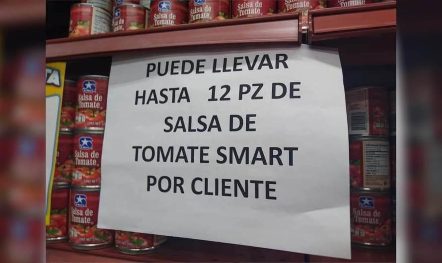 Noticias Ciudad Juárez; Limitan productos en Smart por compras de pánico