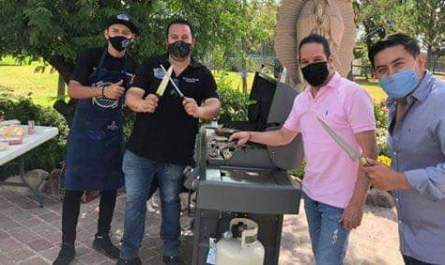 pancho dominguez carne asada