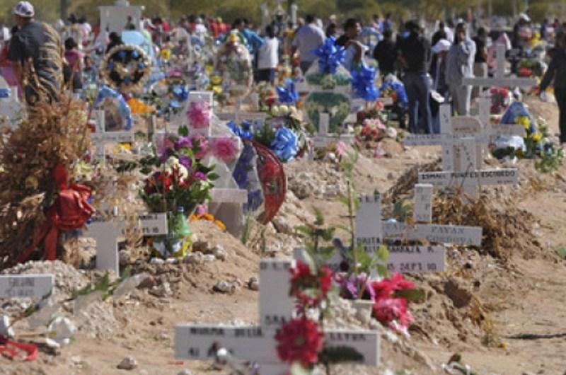 Leyendas de Ciudad Juárez 'Panteón de los Niños'