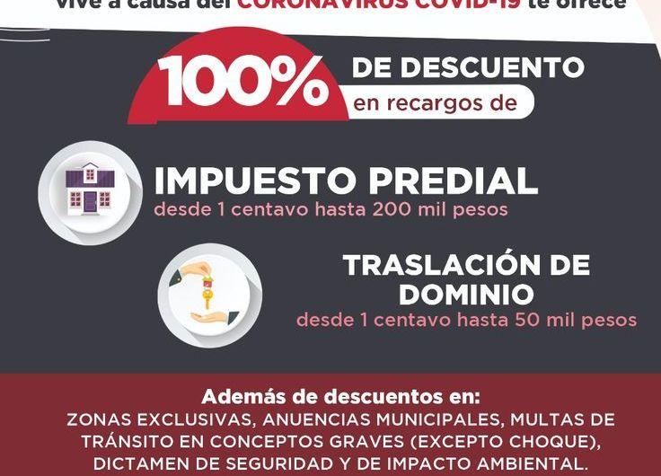 #JuárezIndependiente ¡mantiene descuentos!