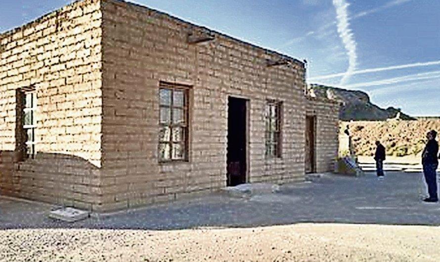 'Casa de Adobe' memoria histórica en Ciudad Juárez