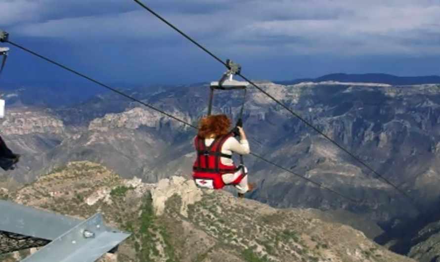 Para los amantes de las actividades al aire libre, parques recreativos en Chihuahua