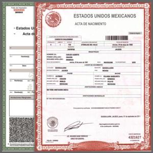 Registro Civil: Corrección documentos vía electrónica