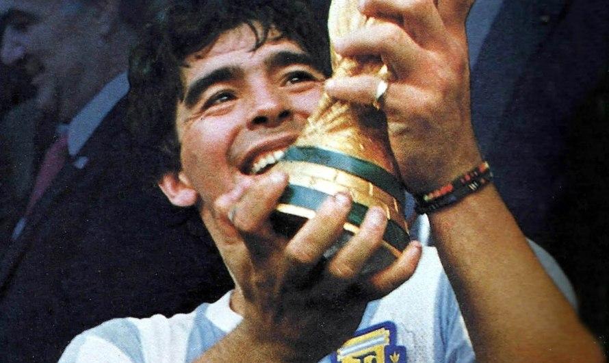 Conmoción mundial, Diego Armando Maradona, ha muerto