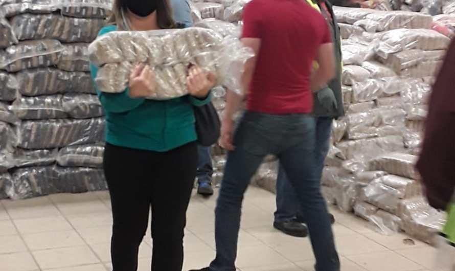 Gobierno Municipal Independiente: Brinda ayuda alimentaria a Centros de Atención Infantil