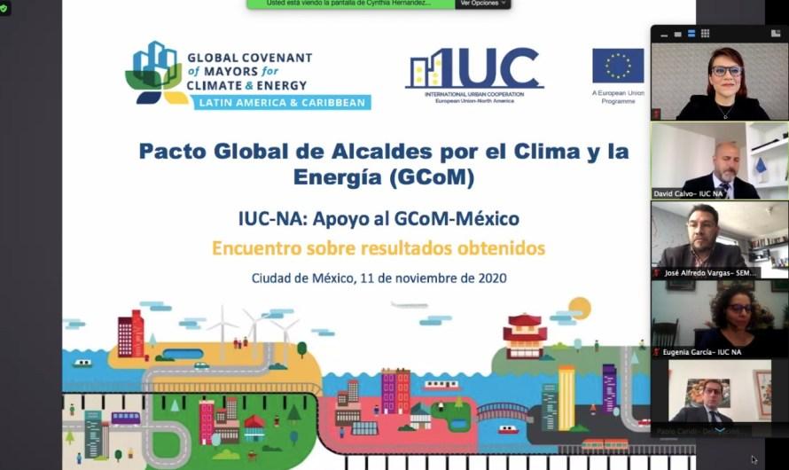 Coordinación de Resiliencia, parte del cierre del proyecto 'Plan de Acción Climática'