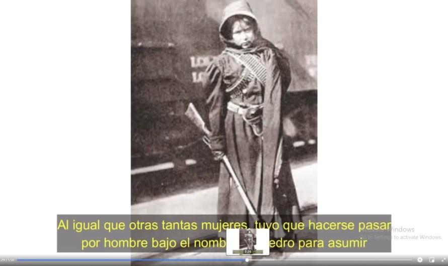 iArriba y adelante ! Mujeres Revolucionarias que dejaron un legado de éxito
