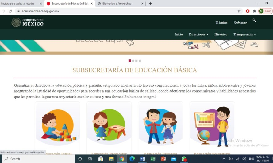 Para toda la familia ¡actividades virtuales del Biblioavión!