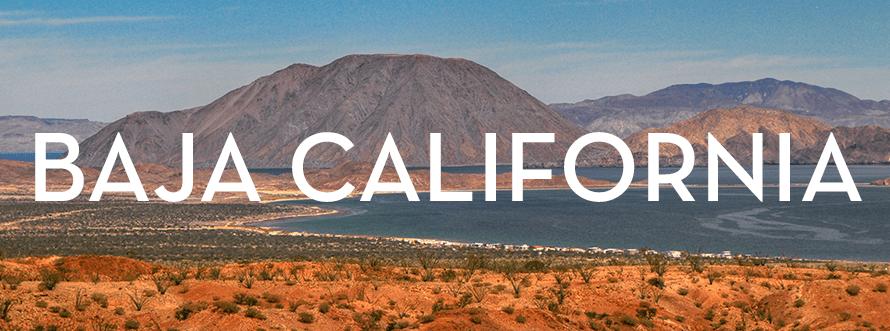 Cinco destinos de ensueño en Baja California