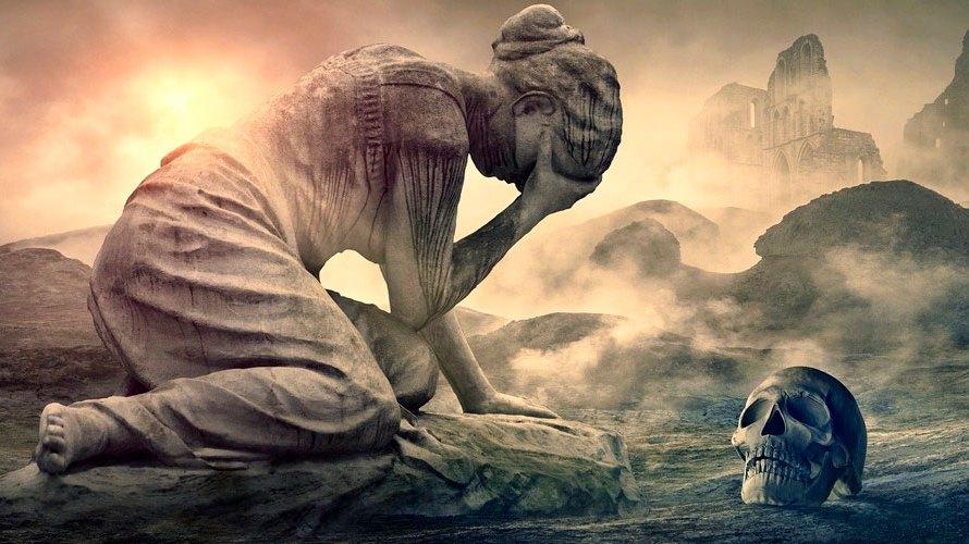 Fábula sobre el dolor ante la muerte: 'El sufrimiento'