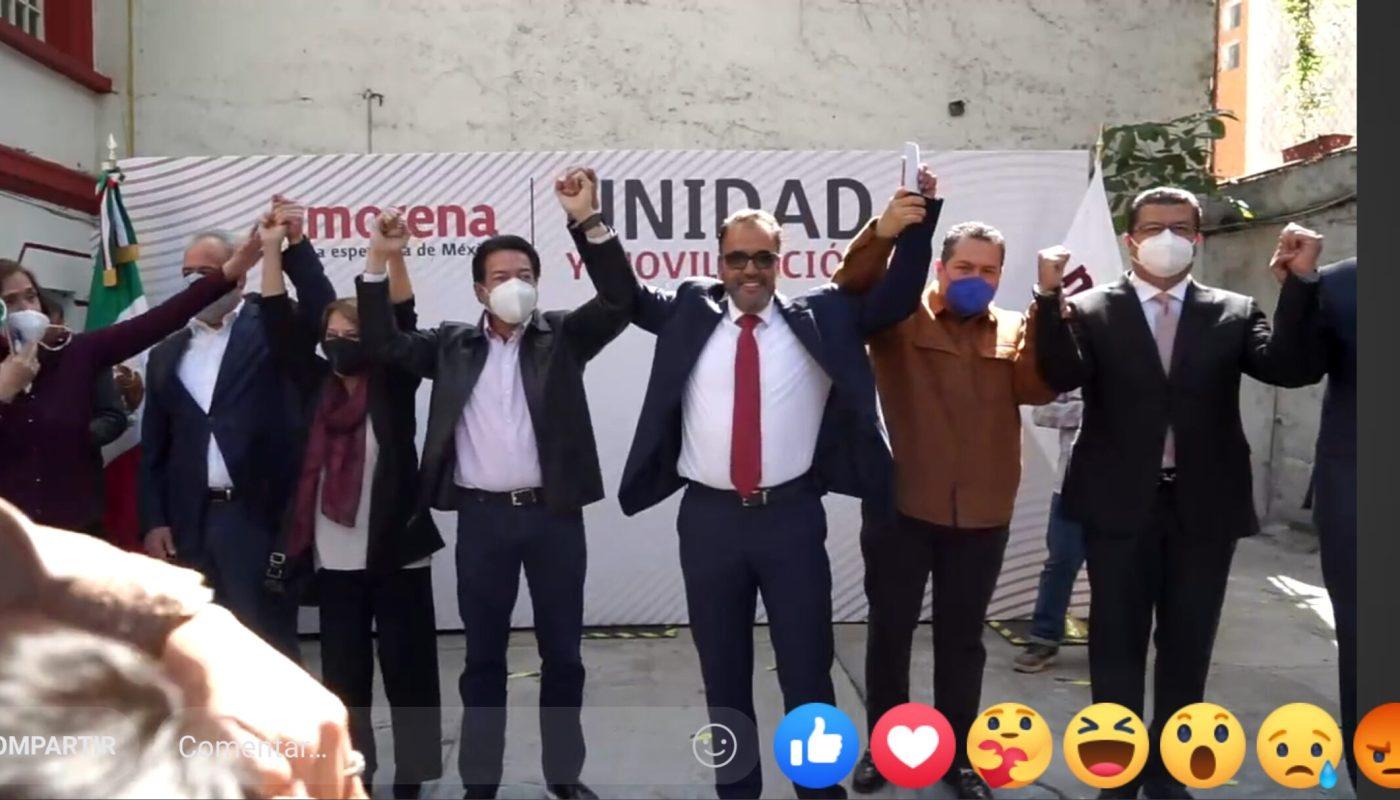 LORD MANTENIDO JUAN CARLOS LOERA