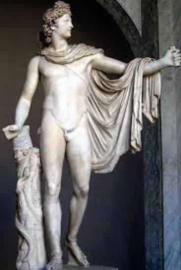Apolo, dios de la belleza | Web de Mitología Clásica