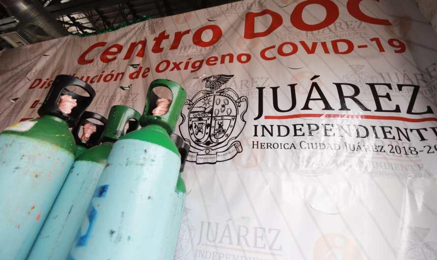 MUNICIPIO: Sigue apoyo a familias con programa 'Dotación de Oxígeno Gratuito'