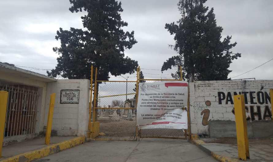 MUERTITOS FELICES: Reabrirán panteones al 50% para ir de visita