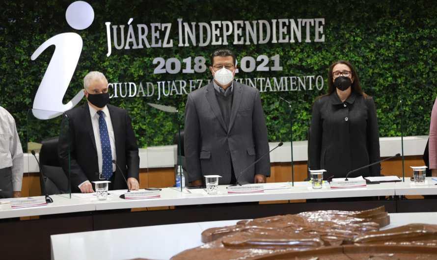 AYUNTAMIENTO: Autorizó regeneración del Ex-Hipódromo de Ciudad Juárez
