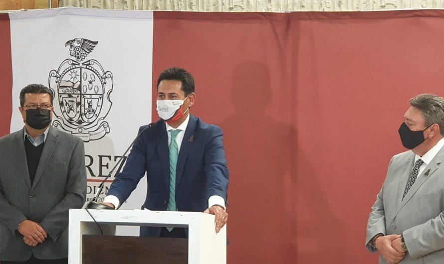 Designan como Secretario de Ayuntamiento a Omar Alejandro Martínez Martínez