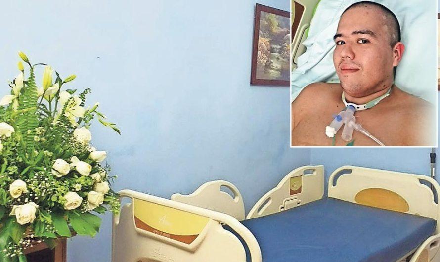 Médico intubado por COVID19 murió por el apagón del 15 de Febrero
