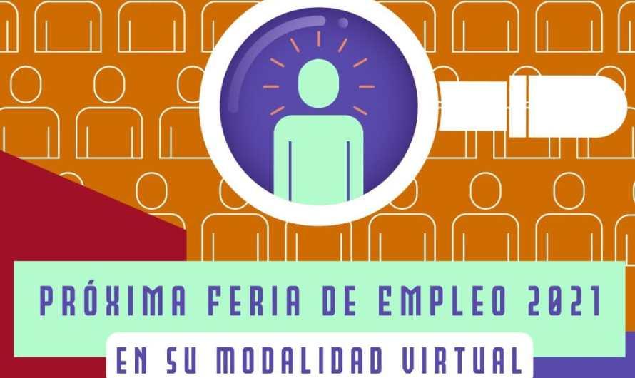 ¡No te lo pierdas! Feria virtual del empleo