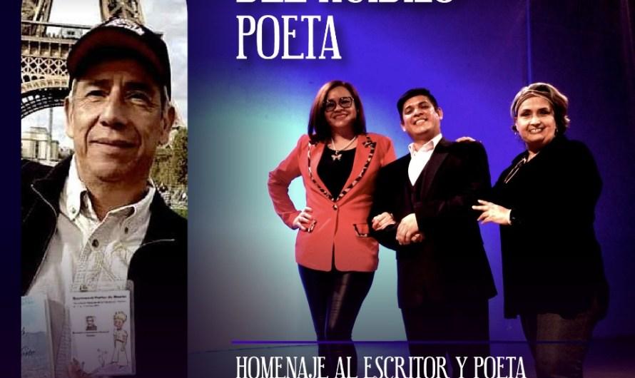 Lectura – homenaje virtual a Ricardo Fernández Aguilar, con programa «Tras los pasos del huidizo poeta»