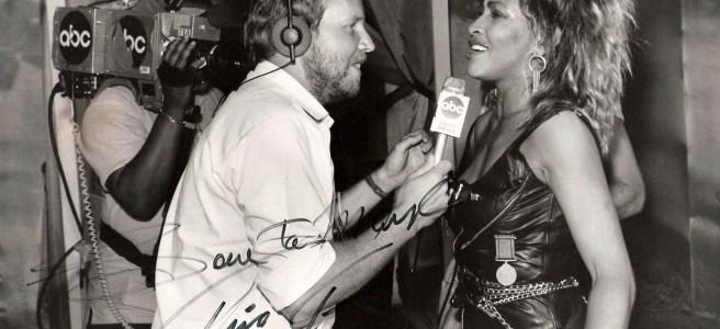 Mark Scheerer, Tina Turner