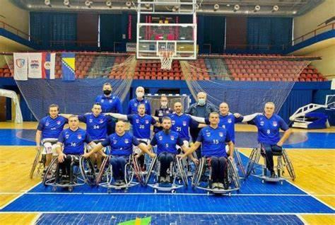 Košarka u kolicima sve popularnija među osobama s invaliditetom