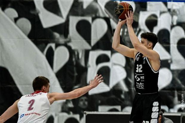 Partizan vs FMP