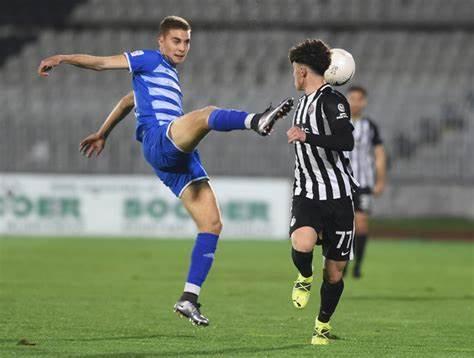 Partizan vs Metalac