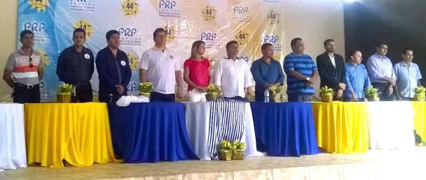 Lideranças do PRP aprovaram o nome de Simone Moraes