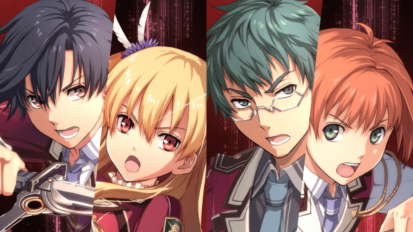 Trails of Cold Steel Characters